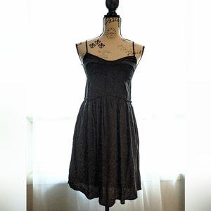 Aritzia Wilfred Bustier Silk Sleeveless Dress